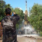 realizzazione pozzo per acqua